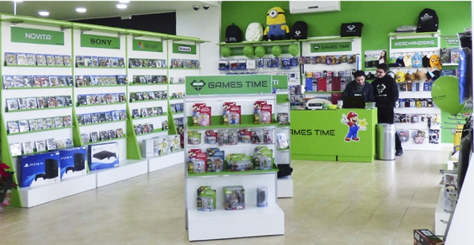 games time cafe franchising videogames